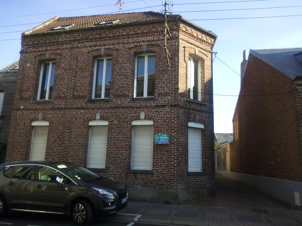 De particulier à particulier Beaumont-en-Cambrésis, appartement appartement, 65m²
