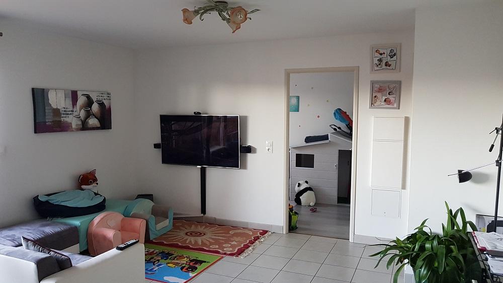 Entre particulier , appartement, de 65m² à Besançon