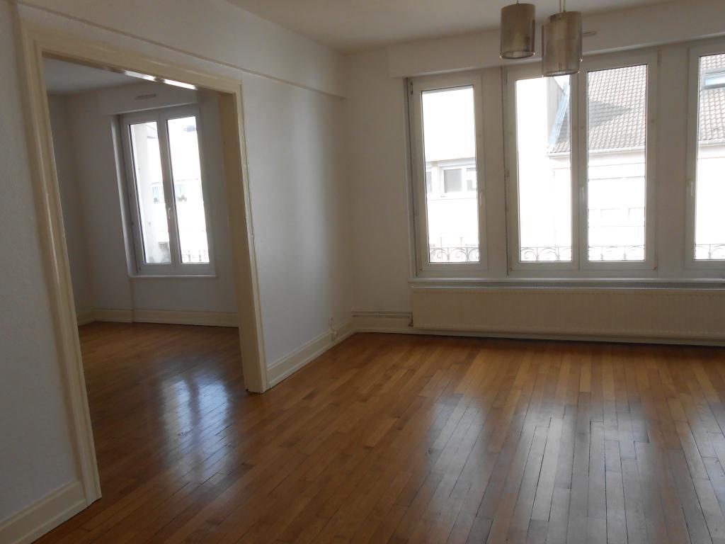 Particulier location, appartement, de 95m² à Creutzwald