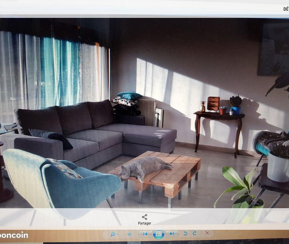 De particulier à particulier, appartement à Ajaccio, 80m²
