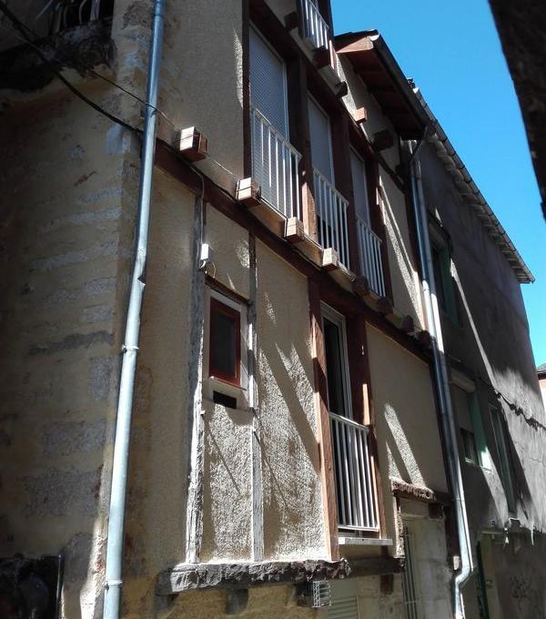 Location appartement par particulier, maison, de 85m² à Pinsac