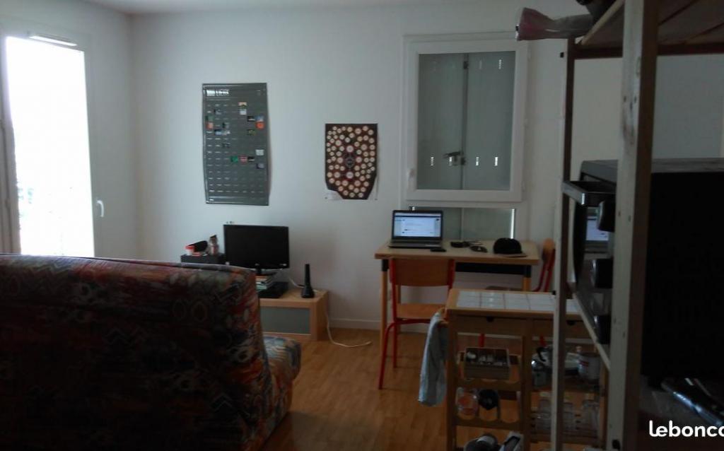 De particulier à particulier Rouen, appartement studio, 34m²