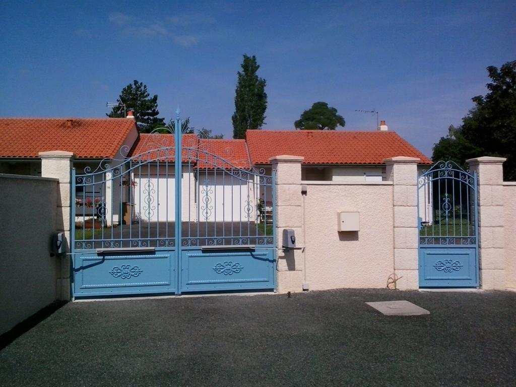 Location immobilière par particulier, Vouzailles, type maison, 65m²