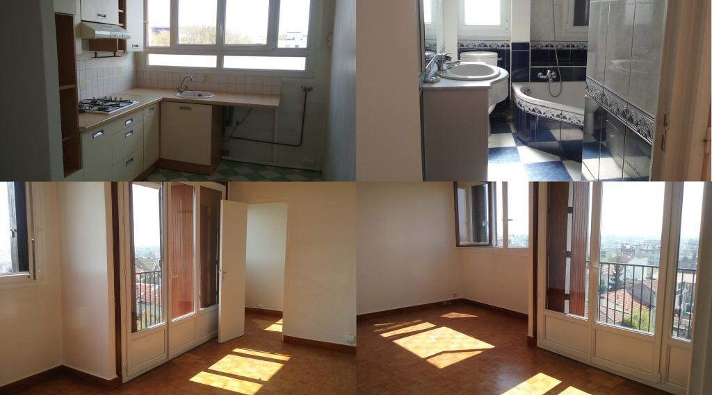 Location immobilière par particulier, Fontenay-sous-Bois, type appartement, 52m²