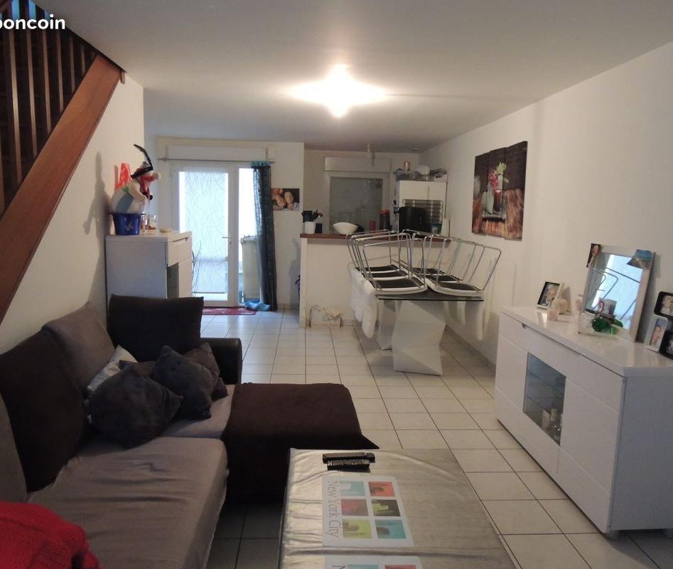 65m² pour ce joli appartement