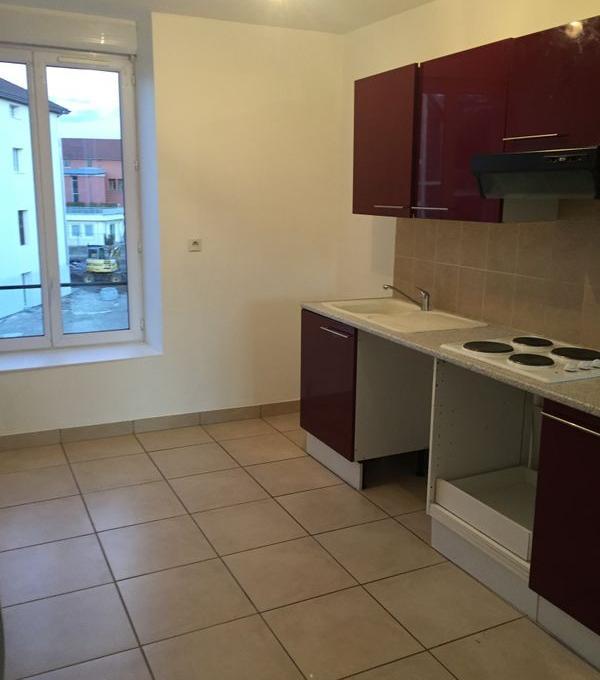 Location particulier à particulier, appartement, de 40m² à Châteauvilain