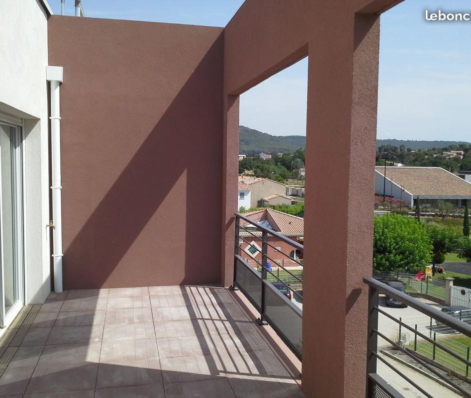 Particulier location Vidauban, appartement, de 40m²
