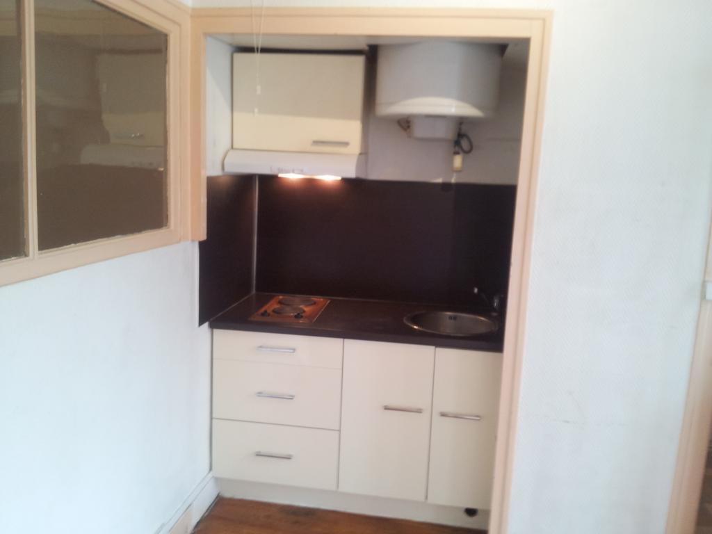 De particulier à particulier , appartement, de 33m² à Châteauvilain