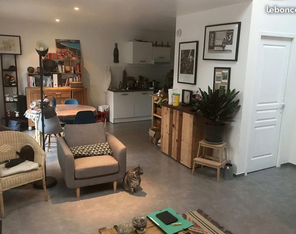 Location particulier à particulier, appartement, de 65m² à Saint-André-de-Seignanx