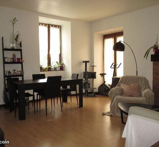 De particulier à particulier Moissannes, appartement appartement, 85m²