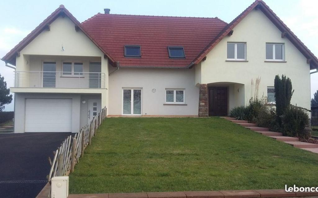Location particulier, maison, de 160m² à Bernolsheim