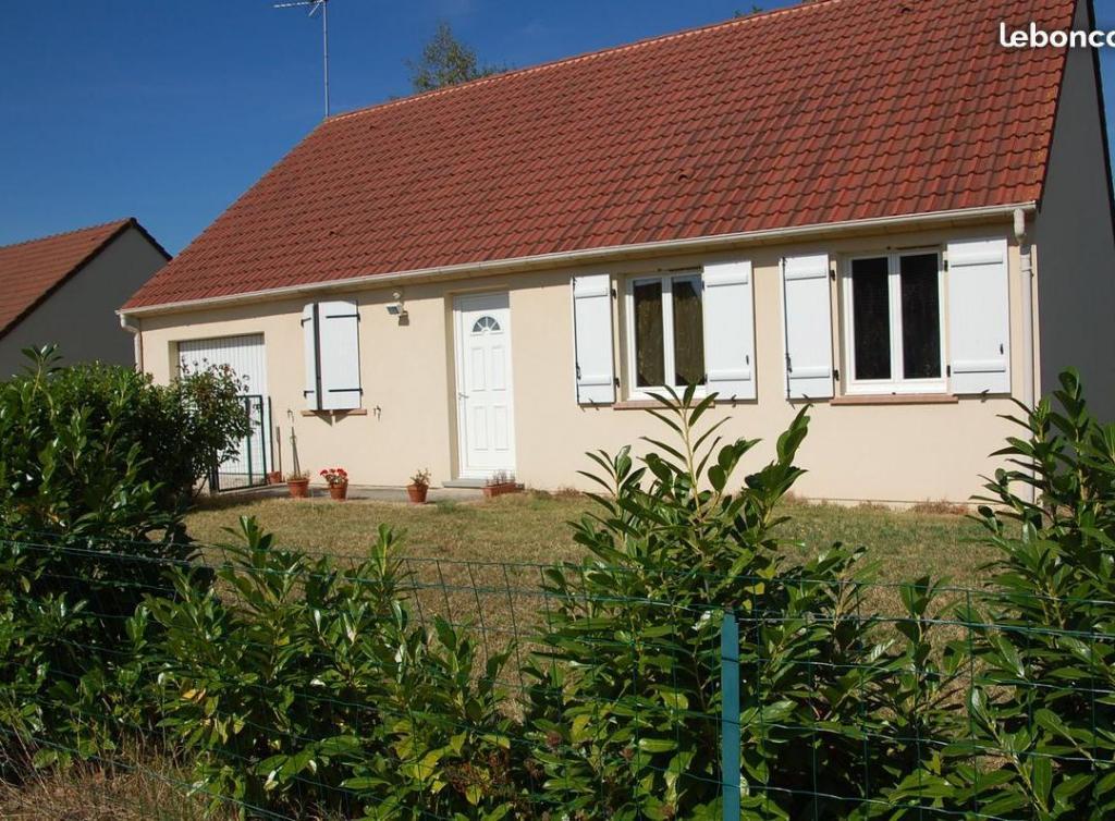 Location de particulier à particulier, maison, de 76m² à Valaire
