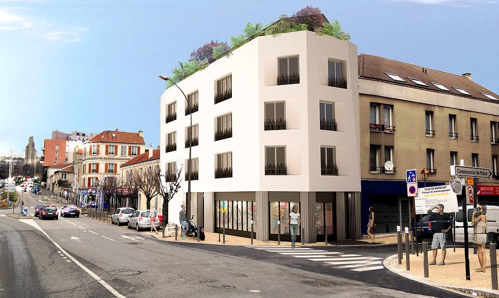 Location particulier à particulier, appartement, de 61m² à Bagnolet