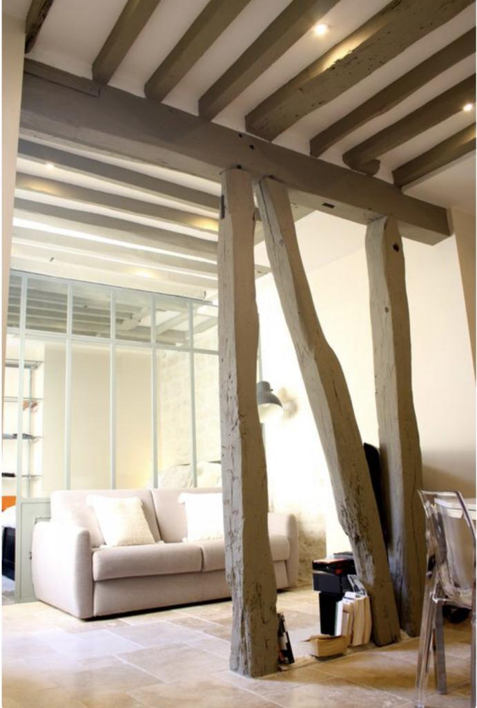 De particulier à particulier, appartement à Paris 01, 40m²