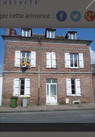 De particulier à particulier Vieux-Villez, appartement appartement, 70m²