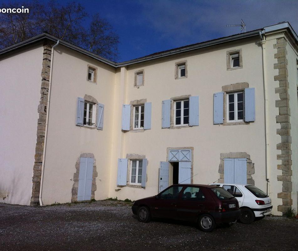 Appartement particulier à Saint-Lon-les-Mines, %type de 55m²
