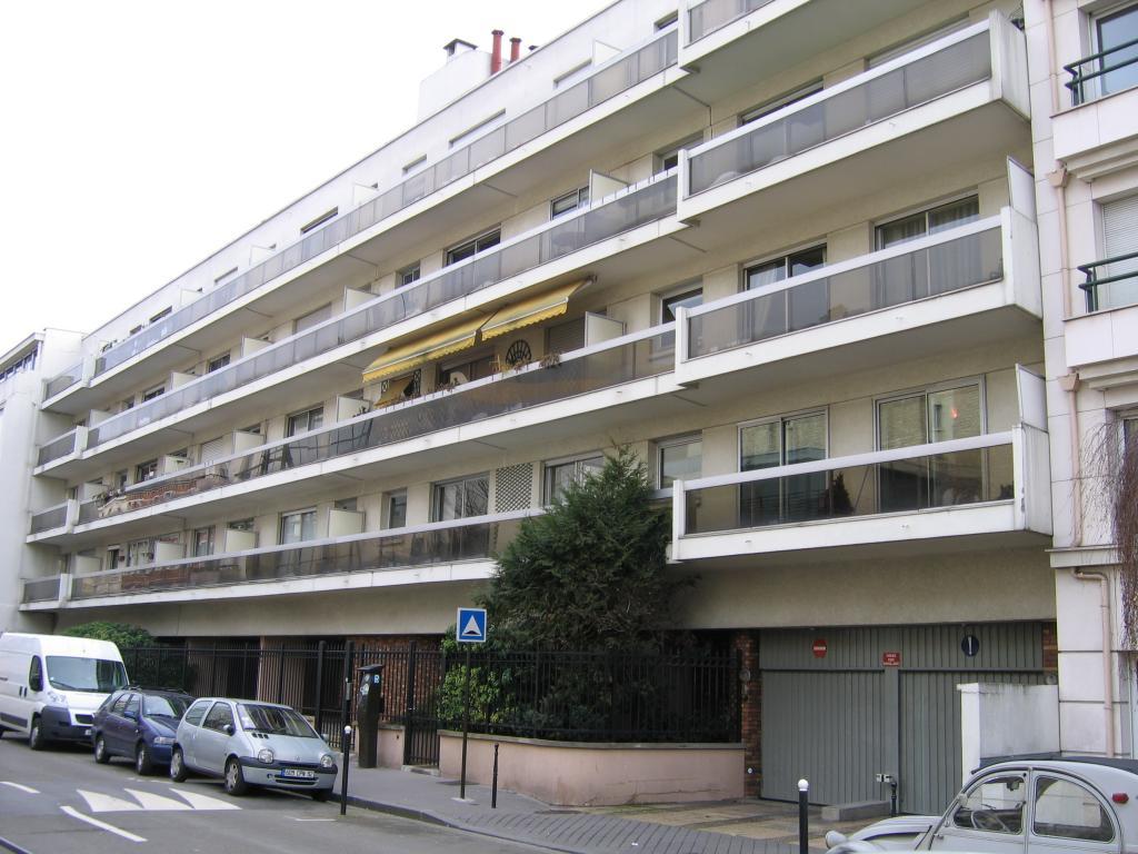 Appartement particulier à Boulogne-Billancourt, %type de 29m²