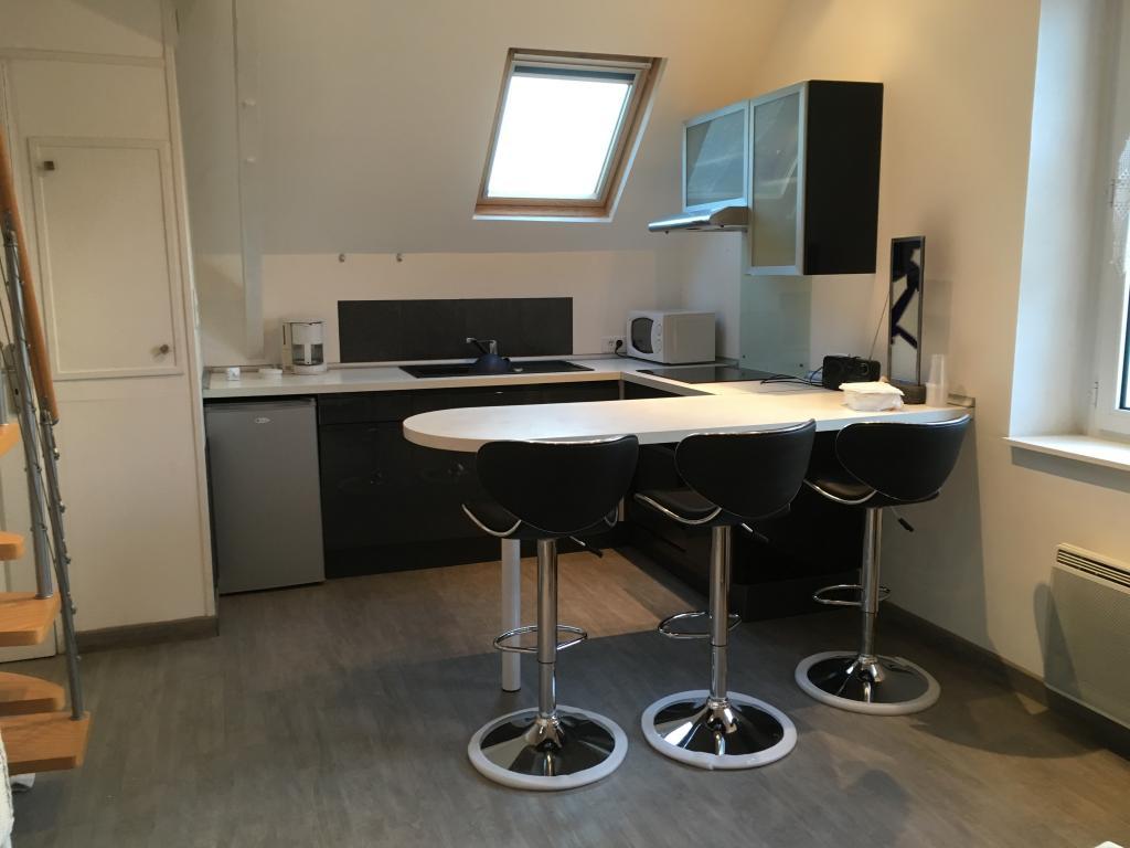De particulier à particulier Saint-Malo, appartement appartement de 27m²