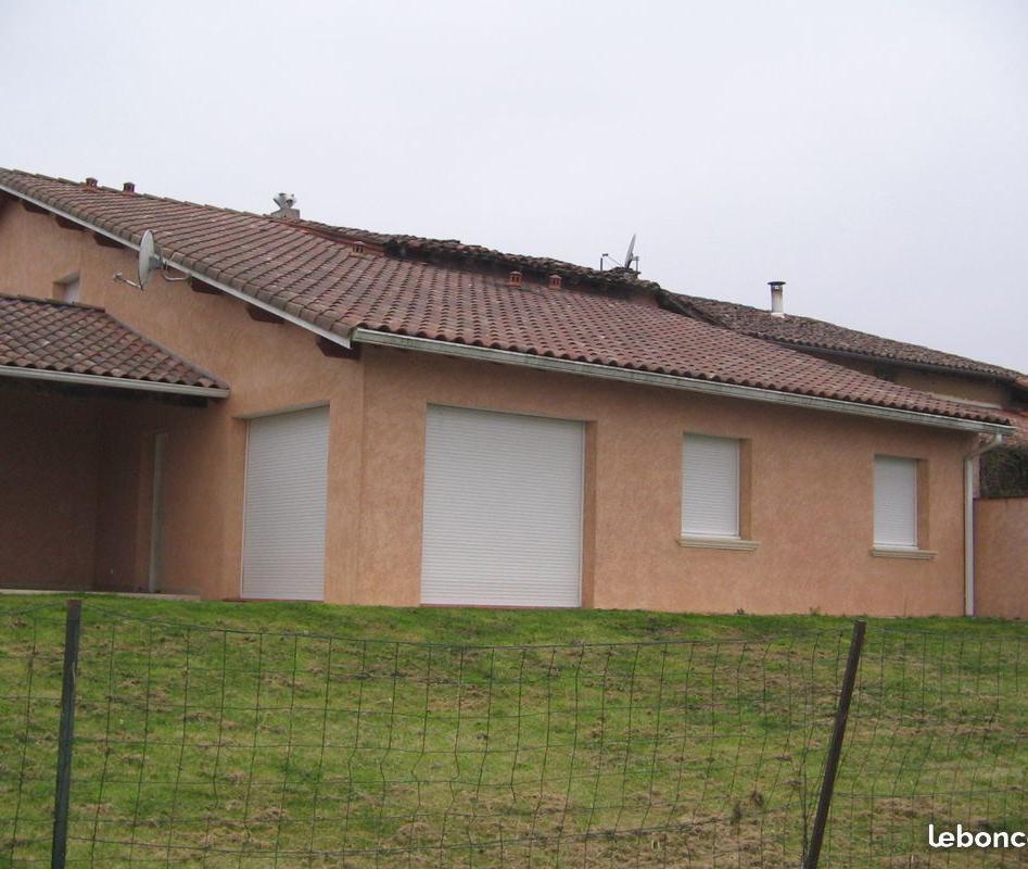 Location appartement entre particulier Pouy-de-Touges, maison de 70m²