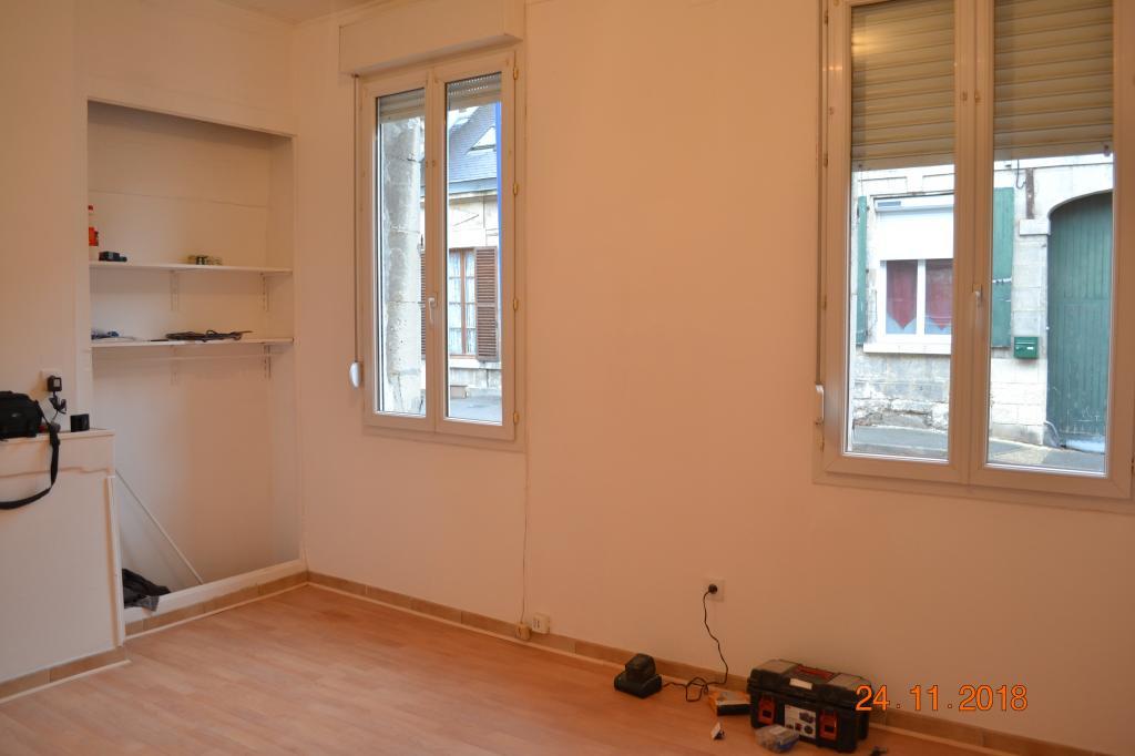 Entre particulier , studio, de 24m² à Soissons