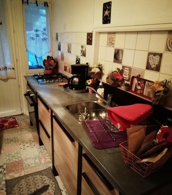 Appartement particulier à Niort, %type de 60m²