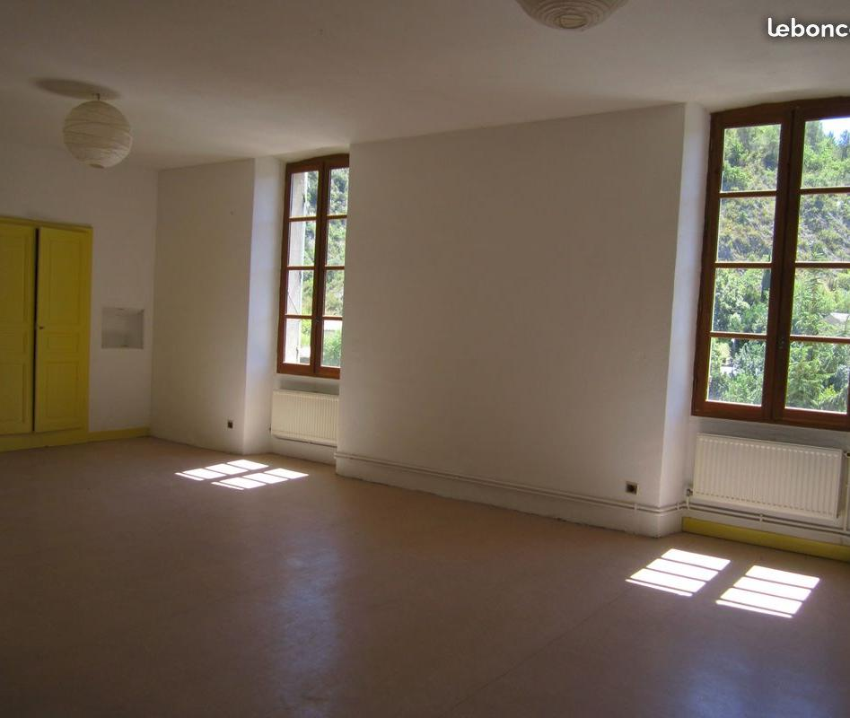 92m² pour ce joli appartement