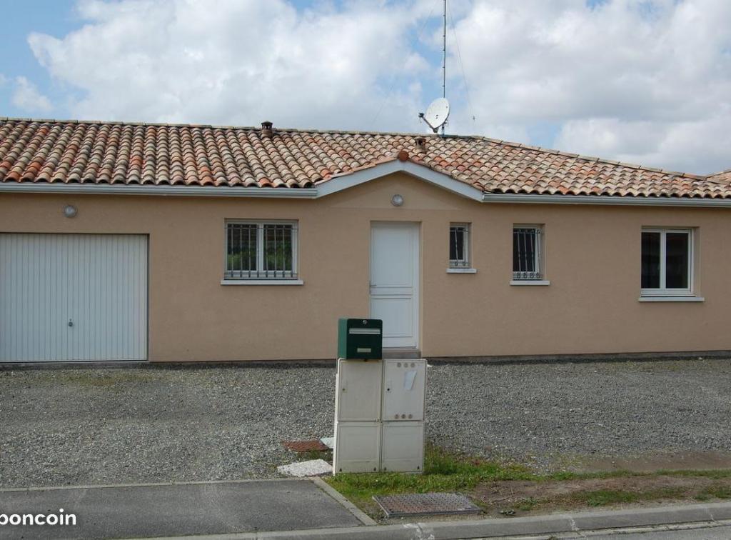 Location de particulier à particulier à Seyresse, appartement maison de 85m²