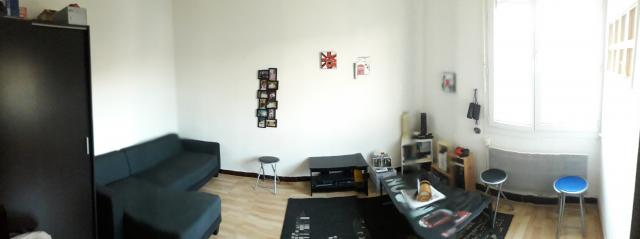 Location appartement T1 Toulon - Photo 1