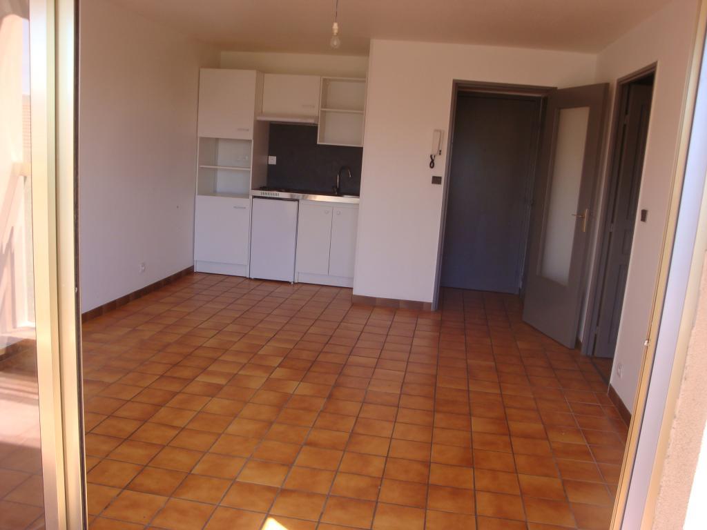 Location appartement entre particulier Montélimar, appartement de 36m²