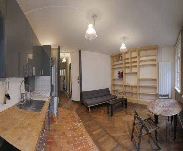 Location appartement T2 Lille - Photo 3