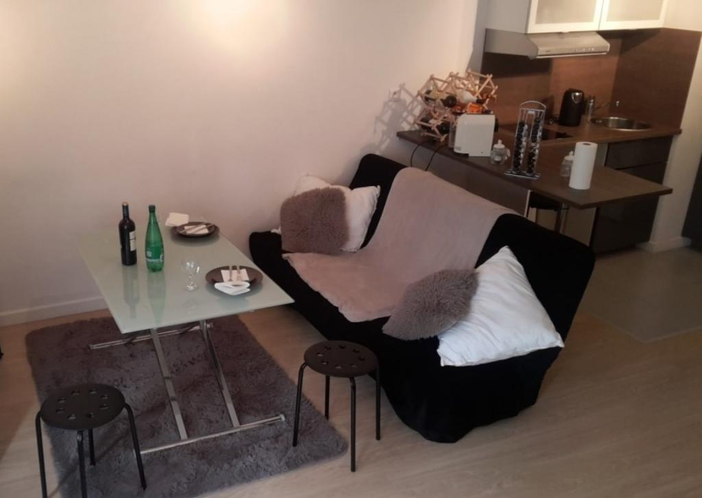 Location appartement entre particulier Villejuif, studio de 31m²