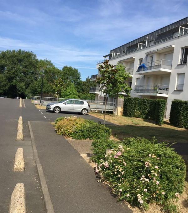 Location particulier à particulier, appartement, de 49m² à Tours