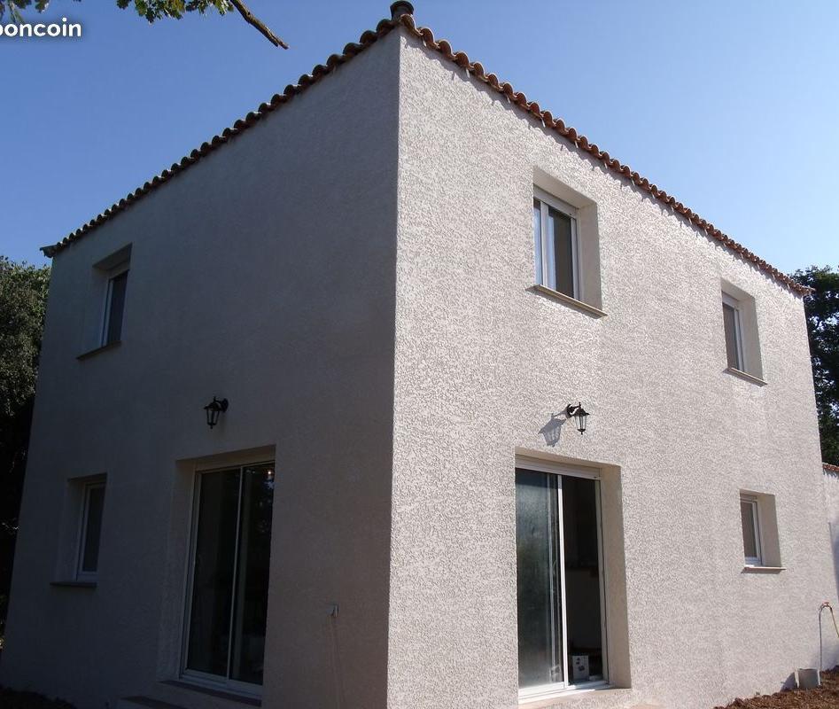 Particulier location, maison, de 120m² à Saint-Jean-de-Fos
