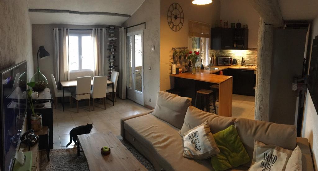 De particulier à particulier Saint-Chamas, appartement appartement, 61m²
