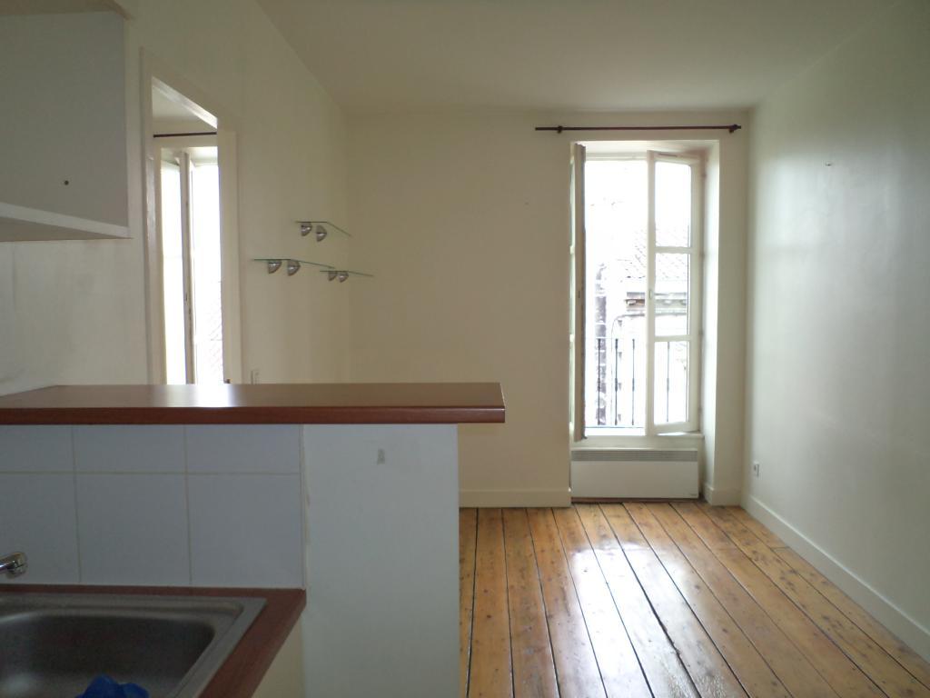 Location particulier à particulier, appartement à Bordeaux, 29m²