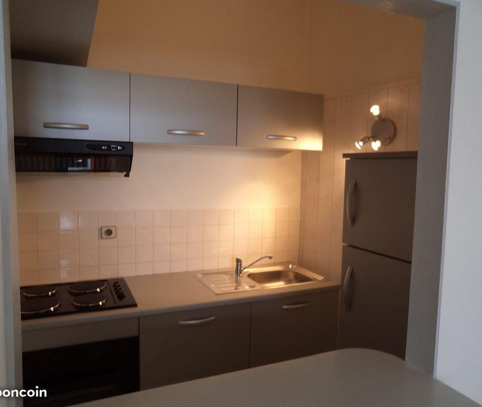 Entre particulier à Lorient, appartement, de 45m² à Lorient