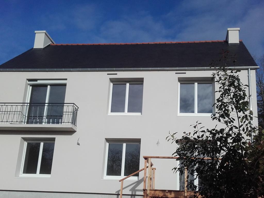 Particulier location, maison, de 125m² à Moustéru