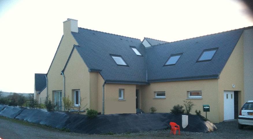 Location de particulier à particulier à Plounévézel, appartement maison de 85m²