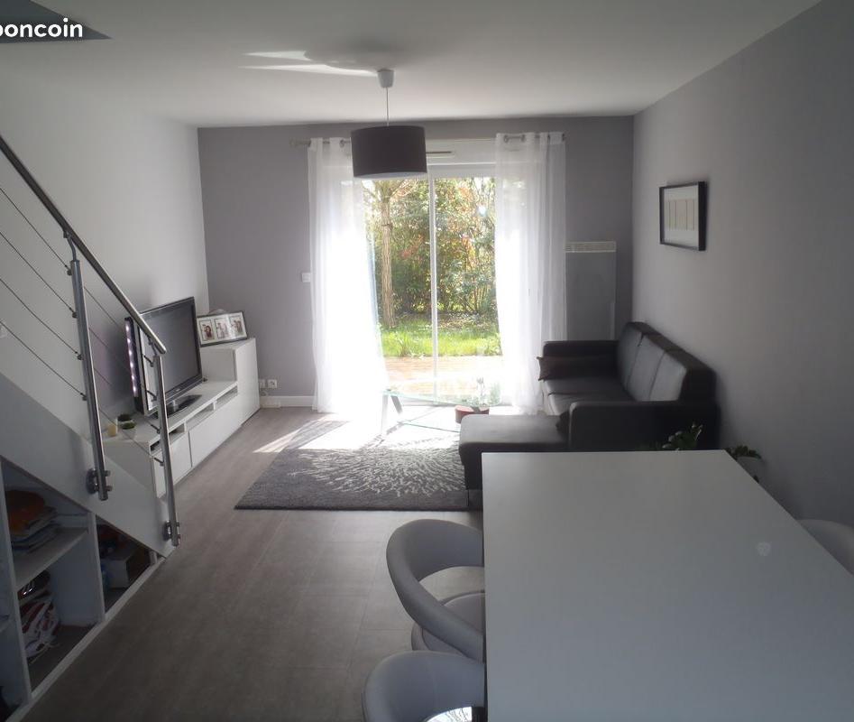 Appartement particulier à Tours, %type de 72m²