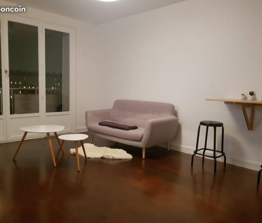 Location particulier à particulier, appartement, de 35m² à Villeurbanne