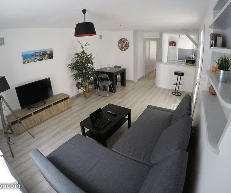 Location de particulier à particulier à Ciboure, appartement appartement de 47m²
