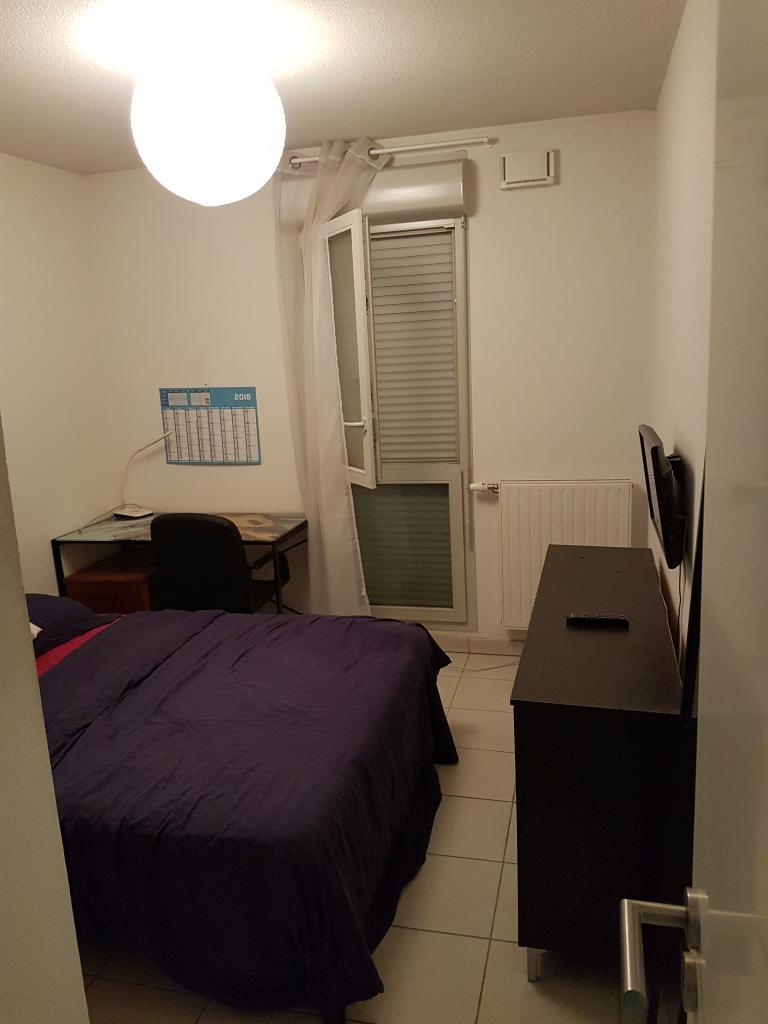 Location immobilière par particulier, Toulouse, type chambre, 10m²