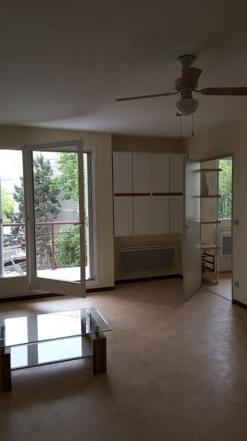Location appartement T1 Strasbourg - Photo 1