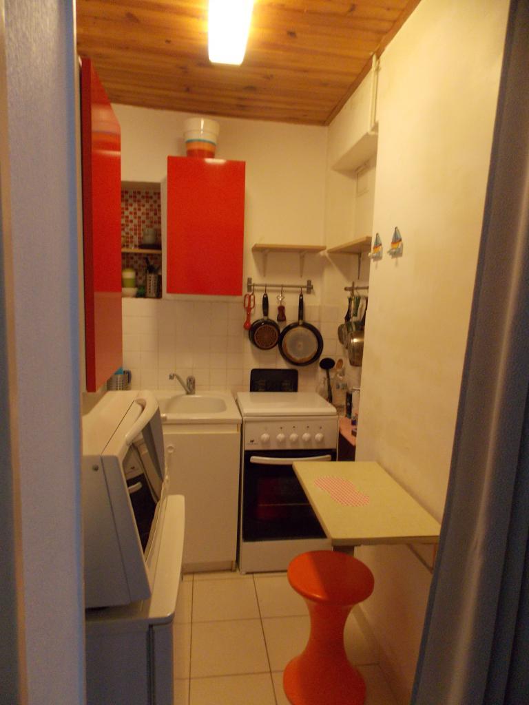 Location appartement entre particulier Levallois-Perret, appartement de 23m²