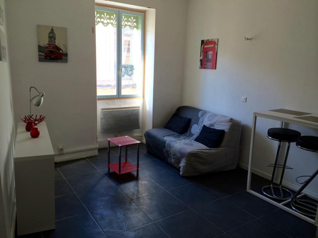 Location particulier à particulier, studio à Nîmes, 23m²