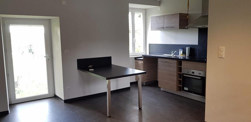 Appartement particulier à Luc-la-Primaube, %type de 67m²