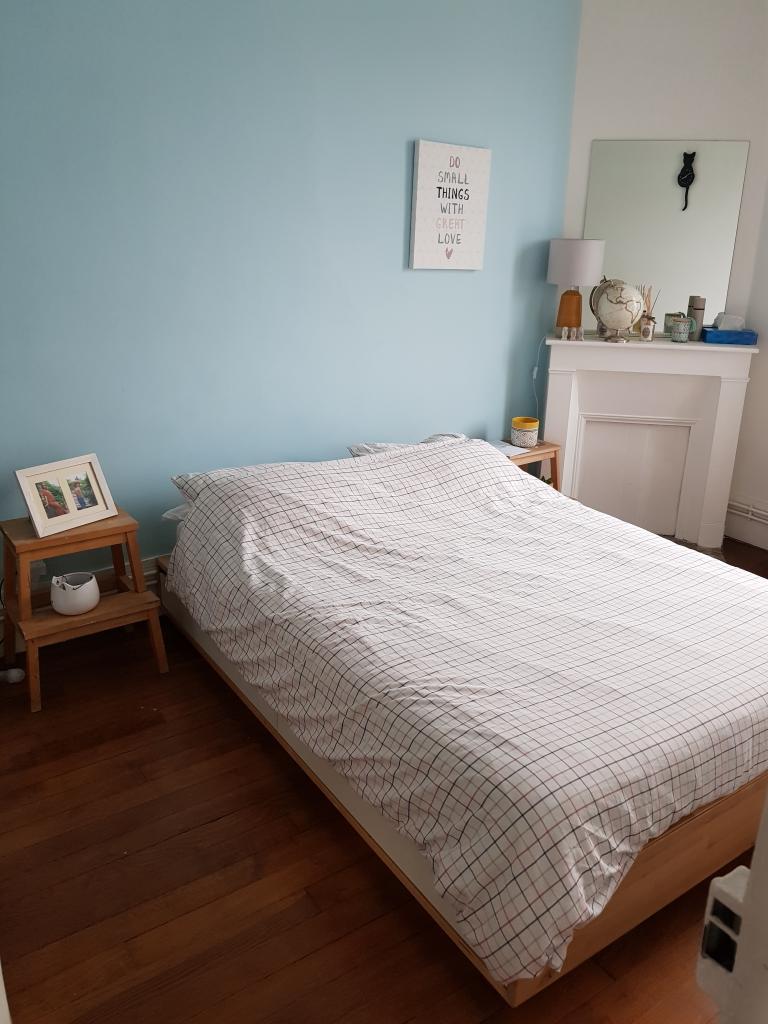 2 chambres disponibles en colocation sur Suresnes