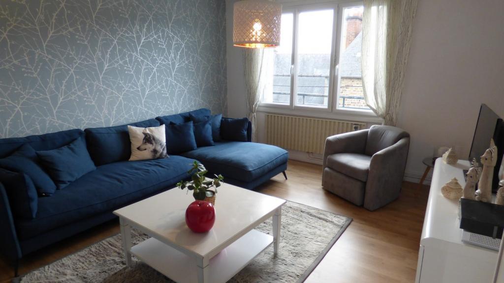 Location particulier à particulier, appartement, de 62m² à Fougères
