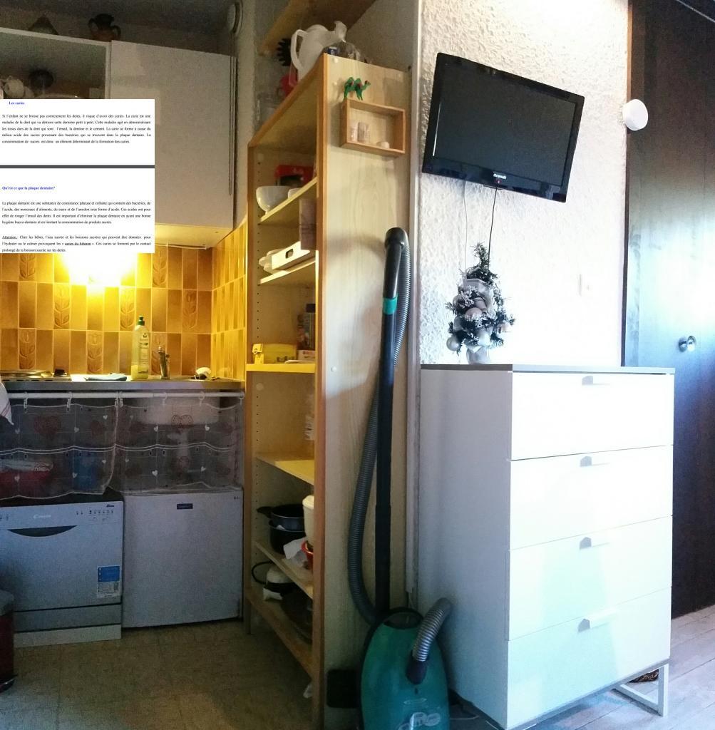 Appartement particulier, studio, de 14m² à Villard-de-Lans