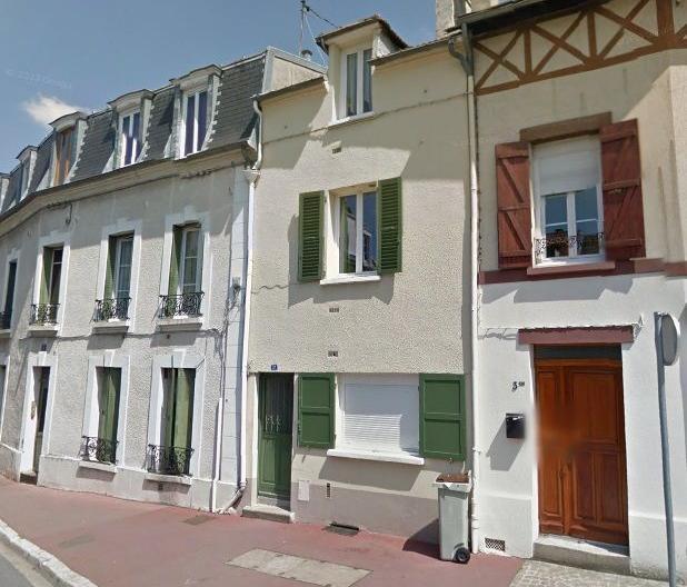 Appartement particulier à Maisons-Laffitte, %type de 33m²